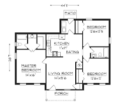 fresh examples simple floor plans day spa plan