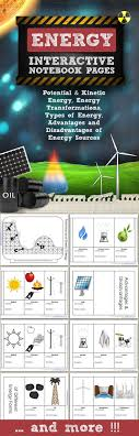 best ideas about renewable energy for kids solar energy interactive notebook pages