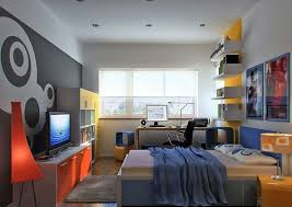 modern bedroom designs for young men