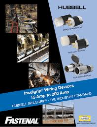Insulgrip Wiring Devices 15 Amp To 200 Amp