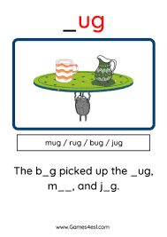 These free worksheets are printable and designed to accommodate any lesson plan for reading that includes. Phonics Cvc Words Worksheets Games4esl