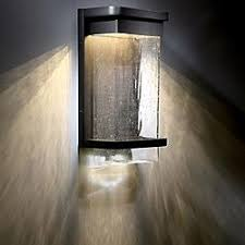 cheap wall sconce lighting. Vitrine LED Indoor/Outdoor Wall Sconce Cheap Lighting U