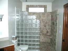 full size of glass block window shower replacement in stall bathroom windows for bathrooms splendid wall