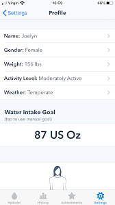 Ounces To Pounds Chart Daily Water Intake Goal Explained Funn Media Support