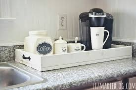 image vintage kitchen craft ideas. via u2013 lizmarieblog make a vintage breakfast tray 20 of the most adorable diy kitchen projects youu0027 image craft ideas