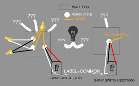 can anyone explain this strange 3 way wiring? trying to install a how to install motion sensor light outside at Motion Sensor Switch Wiring Diagram