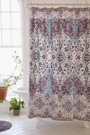 magical thinking florin shower curtain