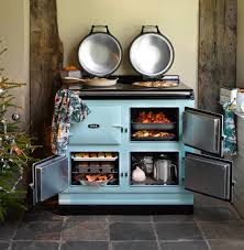 Aga Kitchen Appliances The Next Generation Of Aga Cast Iron Ranges Bring More Flexibility