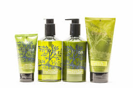 Olive oil skin products