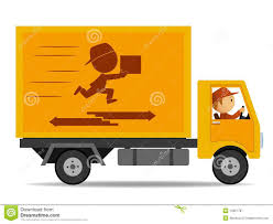 Truck Delivery Driver Stock Illustrations 3 323 Truck Delivery