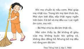 Giải Tiếng Việt lớp 2 Bài 1: Bé Mai đã lớn trang 10, 11, 12 - Hay nhất Chân  trời sáng tạo