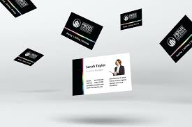 Business Card Template Powerpoint 2010 Image 0 Templates Powerpoint 2010 Real Estate Agent Business