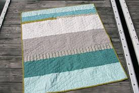 FITF: the manly baby quilt | Film in the Fridge & For the backing ... Adamdwight.com