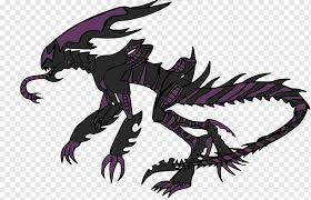 alien fan art xenomorph purple