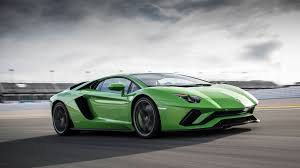 2017 Lamborghini Aventador S review with price, horsepower and ...