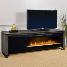 howden electric fireplace media console in weathered espresso gds50g 1429cc