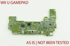nintendo wii u replacement parts and tools oem original nintendo wii u gamepad motherboard as is for parts not working