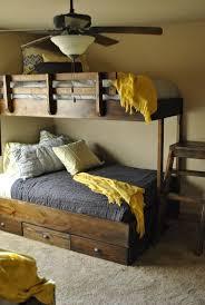 Best 25+ Homemade bunk beds ideas on Pinterest   Bunk beds with ...