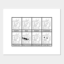 Robot Emotion Chart