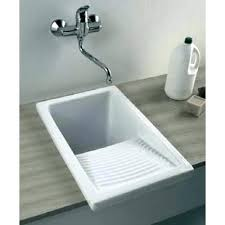 narrow utility sink. Small Utility Sink Laundry Room With Cabinet Ceramic And Narrow