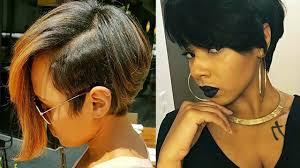 Short Haircuts For Black Women 2017 Black Womens Haircuts