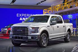 New Ford Models 2017: This Year's Best Pickup Trucks & Cargo Vans ...