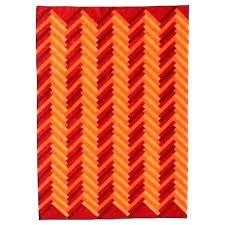 rugs extraordinary rug orange and white patchwork ikea turkish