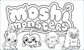 Printable Monster Coloring Pages Baby Cookie Monster Coloring Pages