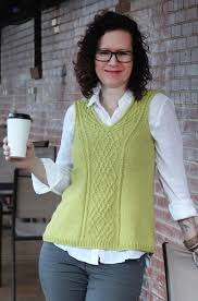 Free Knitted Vest Patterns Classy 48 Exciting Free Vest Knitting Patterns For Winter And Fall 48