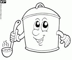 To Eat Coloring Pages Printable Games