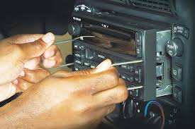 how to install a car stereo installing a car radio for dummies at How To Wire A Stereo Harness