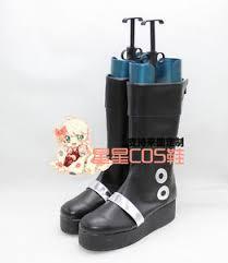 Explora categorías y búsquedas relacionadas. One Piece Portgas D Ace Girls Black Cosplay Shoes Boots X002 Ebay