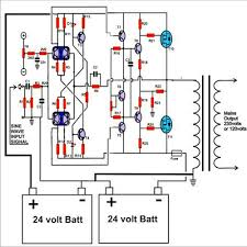 true sine wave inverter circuit diagram the wiring diagram how to build a100 watt pure sine wave inverter circuit circuit diagram