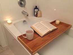 build a bathtub tray you bathroom tray
