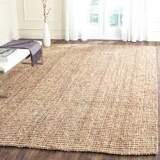 home interior huge gift jute rug 9x12 com safavieh natural fiber collection nf447a hand