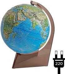 <b>Глобус Глобусный мир</b>, с физической/политической картой ...