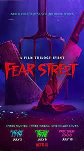R.L. Stine's Fear Street Film Trilogy ...