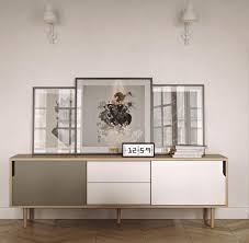 Living Room Sideboards And Cabinets Temahome Dann Tv Cabinet Contemporary Furniture Modern Living