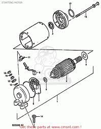 Cms 31100 49500 h17 motor assemblystarting 3110047010 starting motor bigsue0051fig 19 dc5d 23460945html suzuki gs650gt 1981 x e01