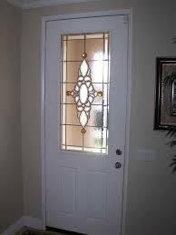 glass door larache leaded beveled glass door traditional entrance
