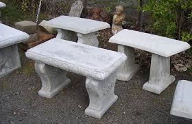 cement garden bench. Wonderful Cement Concrete Outdoor Garden Tables And Benches In Portland Oregon With Cement Bench T