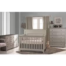grey furniture nursery. munire 3 piece nursery set chesapeake lifetime crib double dresser and 5 drawer chest in light grey free shipping furniture