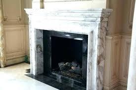 granite fireplace surround black and white contemporary mantels pics grani