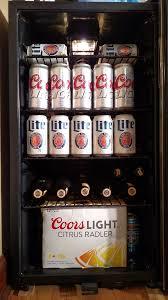 Coors Light Vending Machine Classy Review Beer Fridge Fewd Snobs