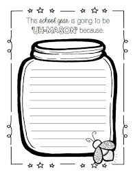 best diy back to school ideas images back to  back to school writing prompt printable