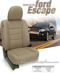 2005 2008 ford escape leather interior s
