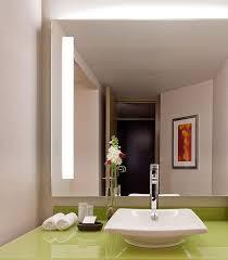 seura lighted mirrors lumin design hyatt regency indianapolis indianapolis hyatt