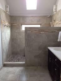 post walk in shower insert