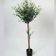 Tree Plants Stem Large Artificial Eucalyptus