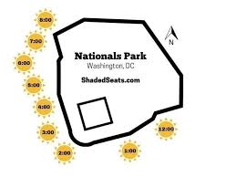 Nationals Park Concert Seating Chart Seats In The Shade At Nationals Park Find Nationals